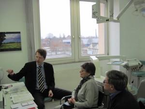 Tag der Zahnimplantate in der Praxis Dr. Claar 2011