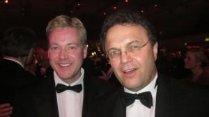 Dr. Claar trifft den Bundesinnenminister Hans-Peter Friedrich