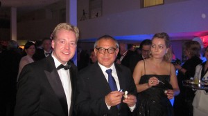 Dr. Claar trifft Felix Magath