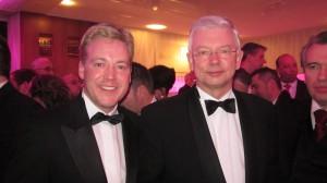 Dr. Claar trifft Roland Koch
