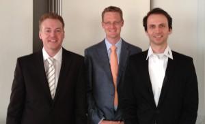 Dr. Jochen Tunkel (Mitte) referiert bei der DGOI Studiengruppe Kassel, 2012