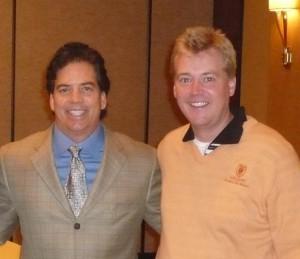 Dr. Michael Claar während einer Fortbildung mit Dr. Anthony Sclar in Miami